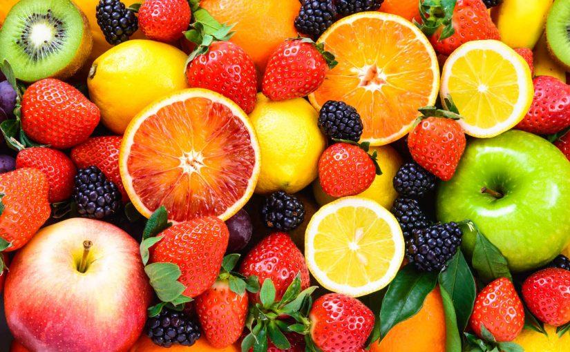 Você tem medo das calorias das frutas?